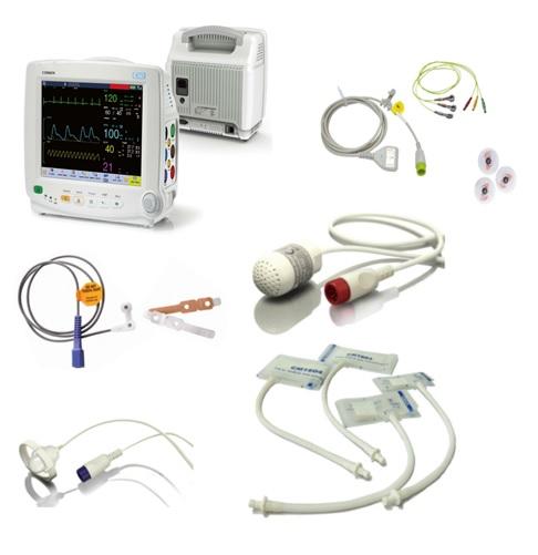 Monitor chuyên dụng dùng cho trẻ sơ sinh với màn hình cảm ứng 8.4inch