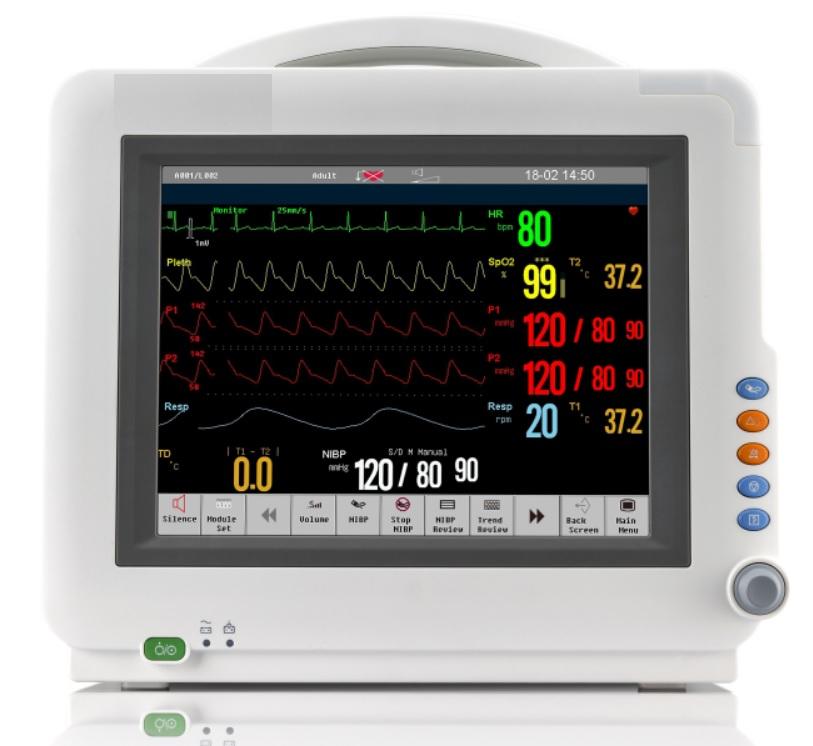 Monitor chuyên dụng dùng cho trẻ sơ sinh