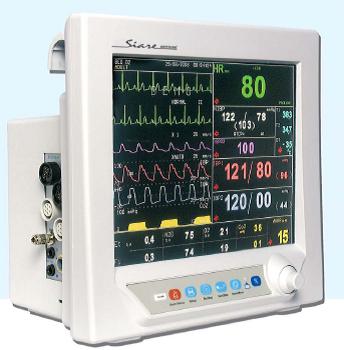 Monitor theo dõi bệnh nhân đa thông số có chức năng (đo được khí mê)