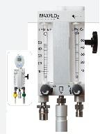 Máy trộn khí Ôxy và khí Air dùng trong Hồi sức cấp cứu với lưu lượng dòng chảy thấp (0-> 10 lít/phút)