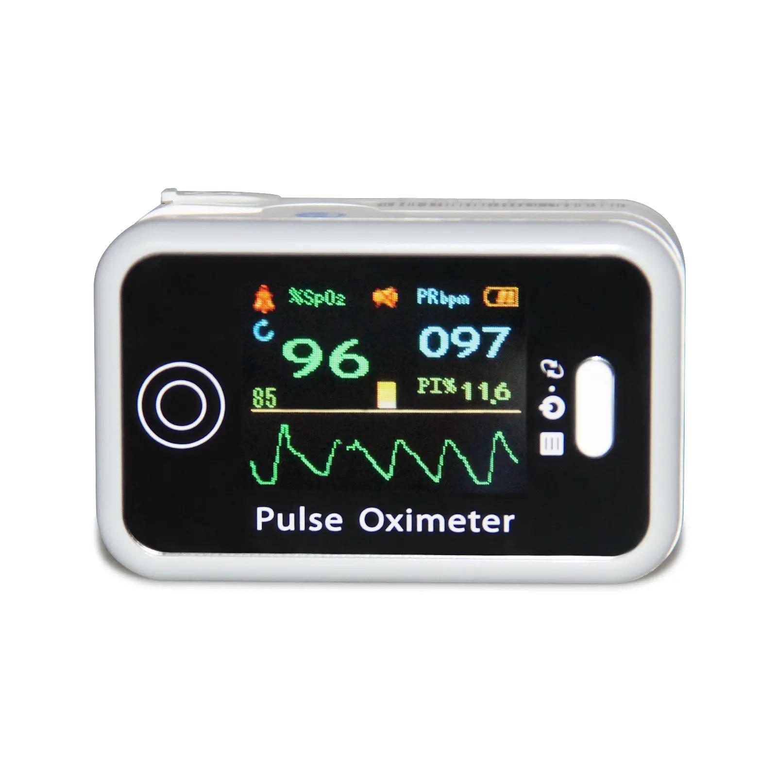 Máy đo độ bảo Ôxy loại kẹp ngón tay