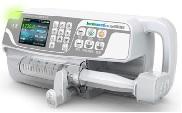 Máy bơm tiêm điện đa ứng dụng cho phép thực hiện gây mê tĩnh mạch kiểm soát nồng độ đích TCI