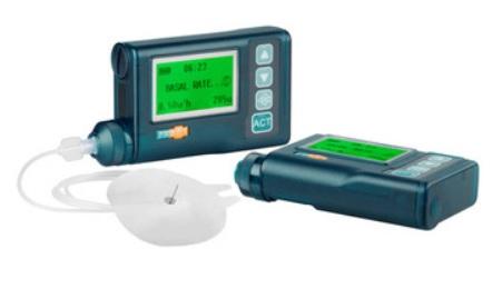 Máy bơm tiêm Insulin cho người bị bệnh tiểu đường