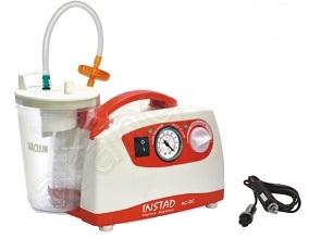 Máy hút dịch sử dụng Pin & điện loại 01 bình với công suất 21 lít/phút