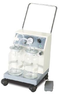 Máy hút dịch dùng trong buồng nội soi để hút chất nhầy từ dạ dày; ruột và nhiều loại chất lỏng tồn dư