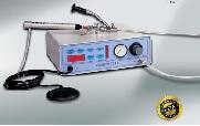 Máy tán sỏi thận qua nội soi niệu quản ngược dòng bằng khí xung hơi