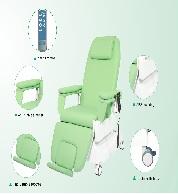 Ghế lọc máu chuyên nghiệp bằng điện đa chức năng