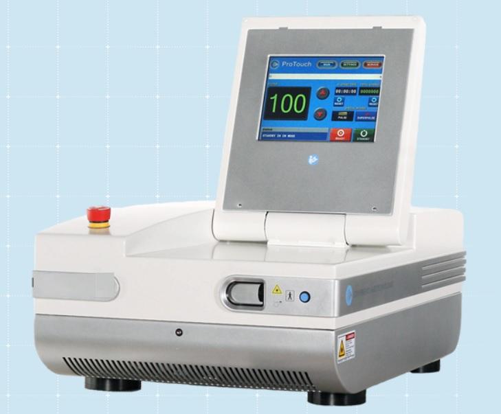 Máy phẫu thuật U xơ tiền liệt tuyến (BHP) bằng công nghệ Diode laser