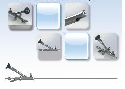 Ống soi niệu quản bán cứng dùng trong phẫu thuật nội soi niệu quản và tán sỏi niệu quản ngược dòng bằng laser