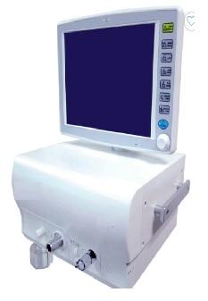 Máy giúp thở áp dụng cho người lớn, trẻ em với màn hình cảm ứng 15inch