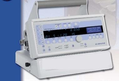 Máy thở cho phòng có áp suất cao.