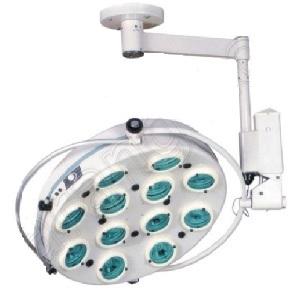 Đèn mổ treo trần 01 chóa 12 bóng ánh sáng bóng mờ - Ceiling Shadowless Operation Lamp Single Dome (12 Bulbs)