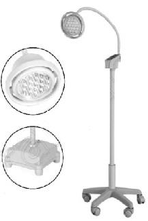 Đèn tiểu phẫu di động ánh sáng LED điều khiển bằng máy vi tính siêu nhỏ tích hợp trên thân đèn