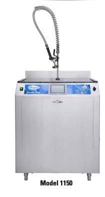 Máy rửa dụng cụ tự động bằng sóng siêu âm loại 01 buồng với dung tích ≥ 48 lít