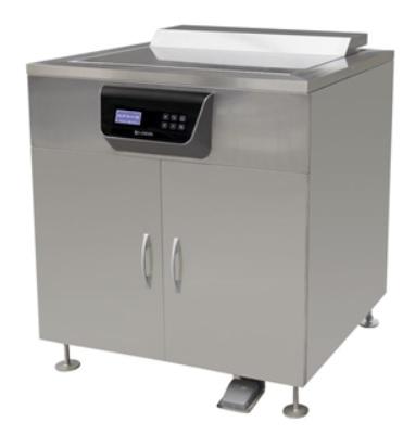 Máy rửa dụng cụ tự động bằng sóng siêu âm với tần số (đơn / đôi / ba)