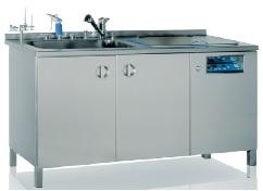 Máy rửa dụng cụ tự động bằng sóng siêu âm