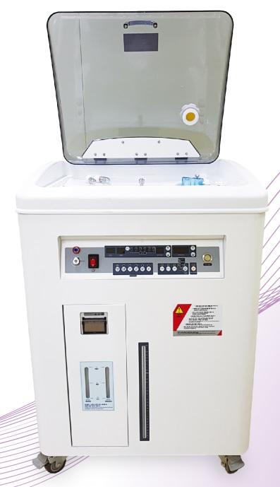 Máy rửa và khử trùng tự động dụng cụ nội soi và ống soi mềm