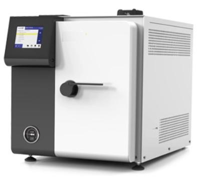 Máy hấp tiệt trùng tự động với màn hình cảm ứng, thể tích 33 lít