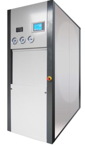 Máy hấp tiệt trùng tự động loại cửa trượt với màn hình cảm ứng, thể tích 249 lít