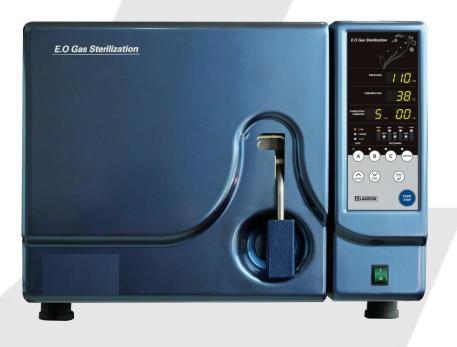 Máy tiệt trùng ethylene oxide công suất 42 lít
