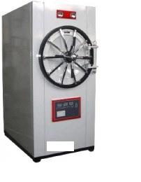Máy tiệt trùng công suất 150 lít loại hấp ngang có chức năng sấy khô