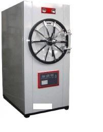 Máy tiệt trùng công suất 280 lít loại hấp ngang có chức năng sấy khô