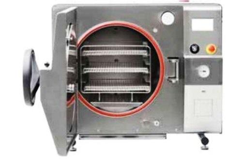 Máy tiệt trùng hơi nước có chức năng sấy khô loại nằm ngang công suất 40 lít; 60 lít