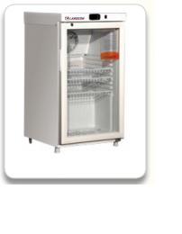 Tủ lạnh trữ mẫu dung tích 180 lít với nhiệt độ từ 2 độ C đến 8 độ C