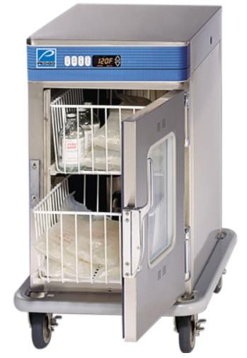 Tủ giữ ấm dịch truyền (chất lỏng) loại cửa kính với công suất chứa 30 lít