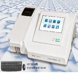 Máy phân tích sinh hóa bán tự động với màn hình cảm ứng