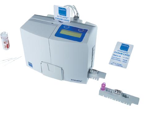 Máy phân tích tự động HbA1C