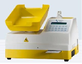 Máy lắc túi máu có cân trọng lượng; có đầu đọc mã vạch sử dụng điện và Pin sạc