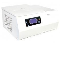 Máy ly tâm lạnh tốc độ thấp 5.000 vòng loại để bàn với màn hình kỹ thuật số LCD