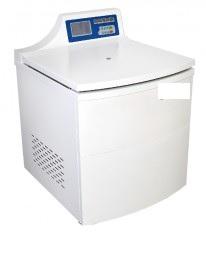 Máy ly tâm lạnh tốc độ thấp 8.000 vòng loại để sàn với màn hình kỹ thuật số LCD