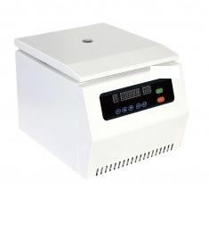 Máy ly tâm không lạnh tốc độ cao 16.000 vòng loại để bàn với màn hình kỹ thuật số LCD