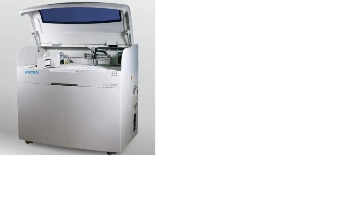Máy xét nghiệm miễn dịch phát quang 120 test/giờ