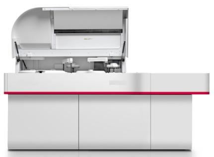 Máy phân tích sinh hoá tự động 1.200 test/giờ với ISE