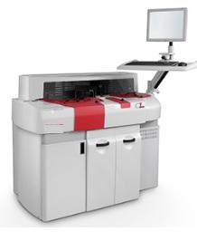 Máy phân tích sinh hoá tự động 480 test/giờ với ISE