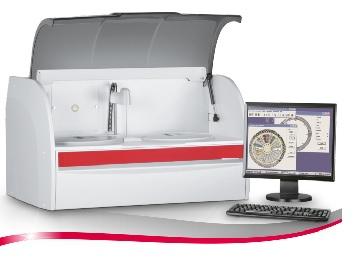 Máy phân tích sinh hoá tự động 230 test/giờ