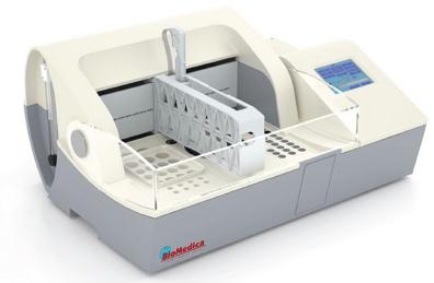 Máy đo độ đông máu tự động