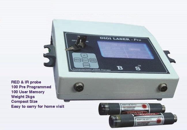 Máy điều trị bằng Laser