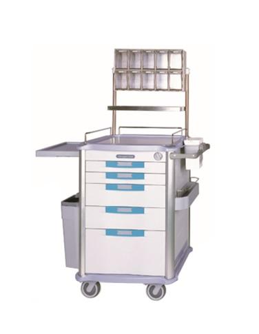Xe đẩy tiêm thuốc dùng trong gây mê và cấp phát thuốc
