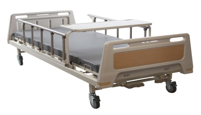 Giường bệnh nhân 02 tay quay