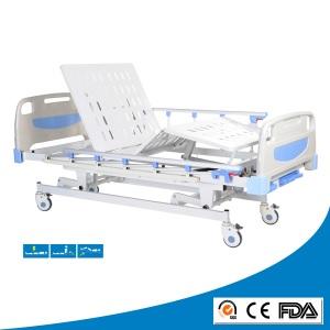 Giường bệnh nhân 03 tay quay
