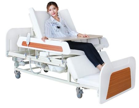 Giường bệnh nhân điều khiển bằng điện cho người đột quỵ; tai biến