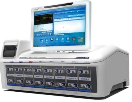 Máy phân tích hồng ngoại để kiểm tra vi khuẩn H.Pylori qua hơi thở