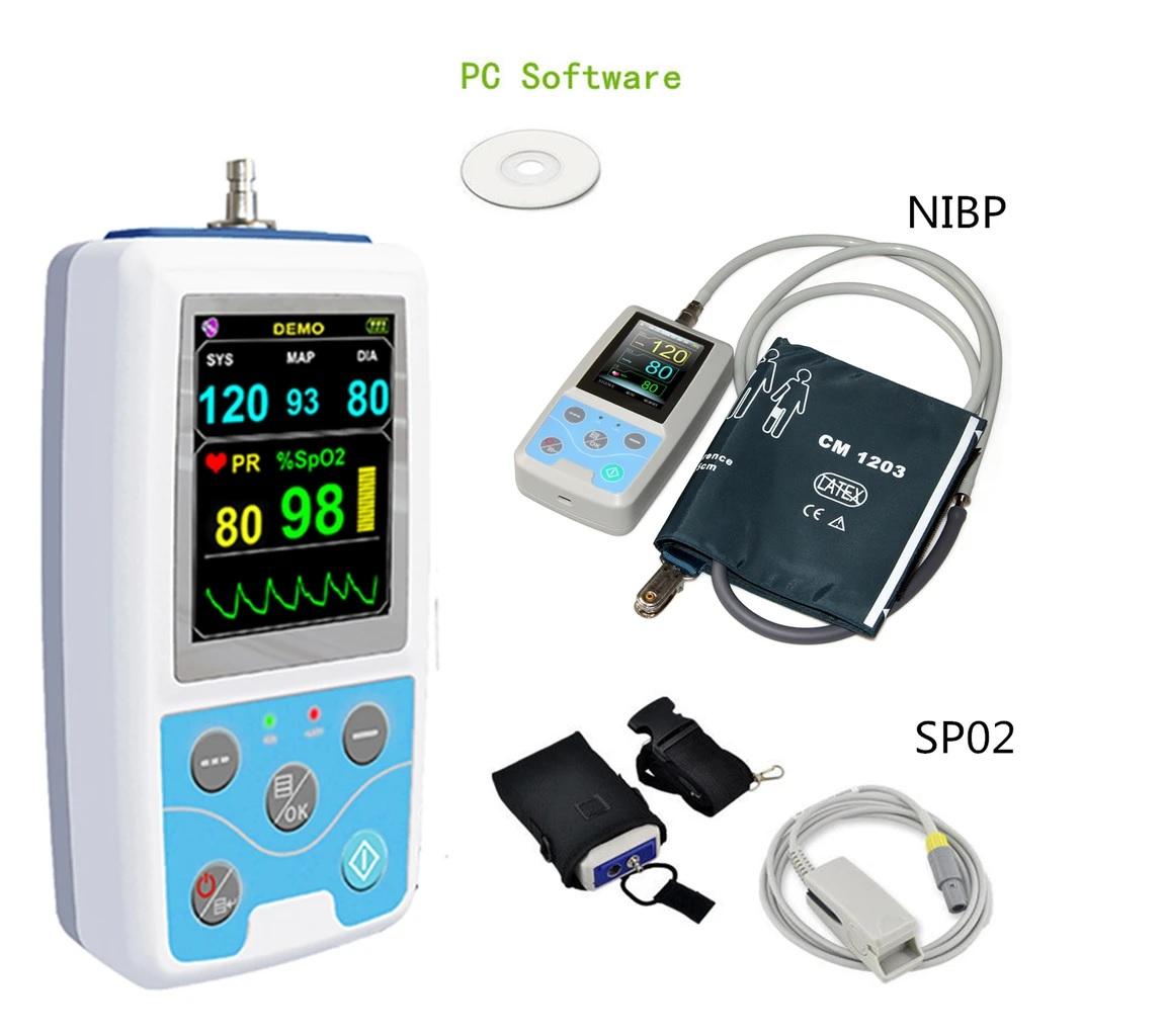 Máy dõi bệnh nhân huyết áp (ABPM) & Spo2