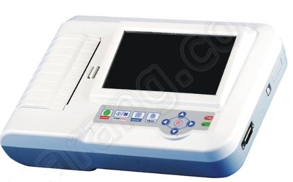 Máy điện tim 03 cần (06 cần) kỹ thuật số