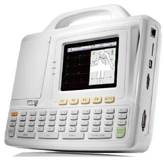 Máy điện tim 06 kênh (kỹ thuật số)