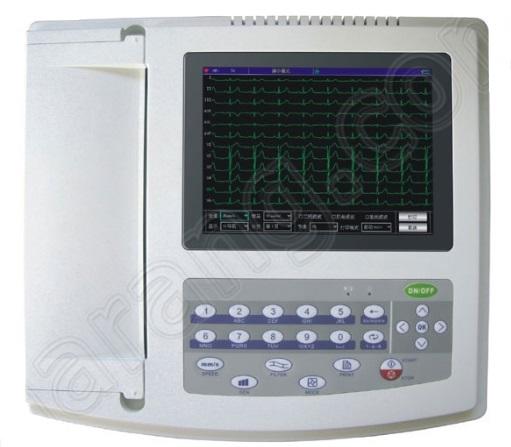 Máy điện tim 12 cần kỹ thuật số
